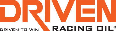 Driven Racing Oil Header Logo