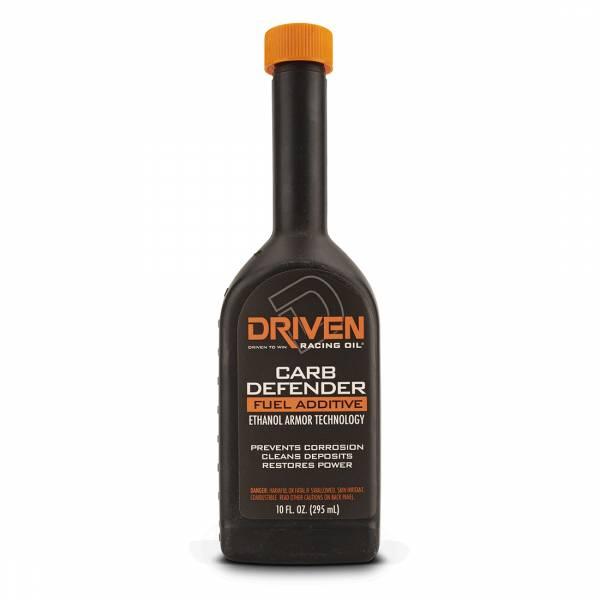 Driven Racing Oil - Carb Defender - Ethanol Fuel Additive - 10 oz. Bottle