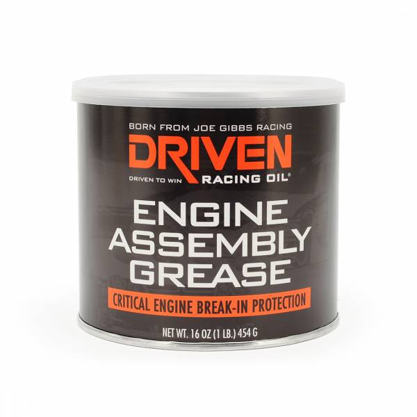 Driven Racing Oil - Engine Assembly Grease  (1 LB Tub)