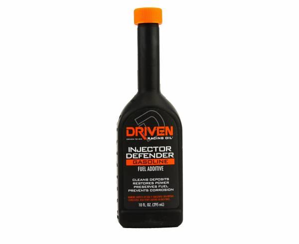 Driven Racing Oil - Injector Defender Gasoline - 10 oz. Bottle