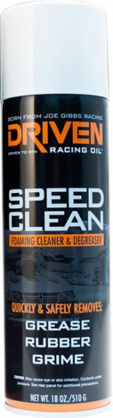 Driven Racing Oil - Speed Clean - 18 oz. Can