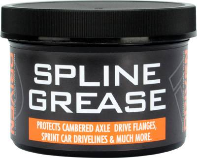 Driven Racing Oil - Spline Grease - 1/2 lb. Tub