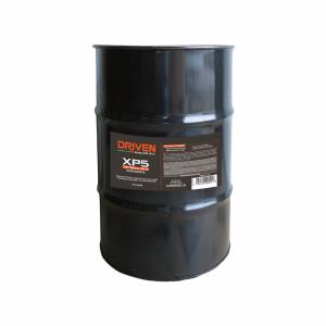 Super Comp/Gas/Street - DRIVEN Engine Oil - Driven Racing Oil - XP5 20W-50 Semi-Synthetic Racing Oil - 54 Gal. Drum