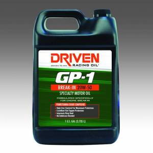 Shop By Product - GP-1 Engine Oils - NEW - GP-1 Break-In 20W-50